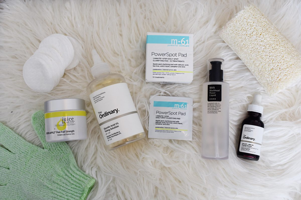 The Exfoliating Pads For Glowing Skin