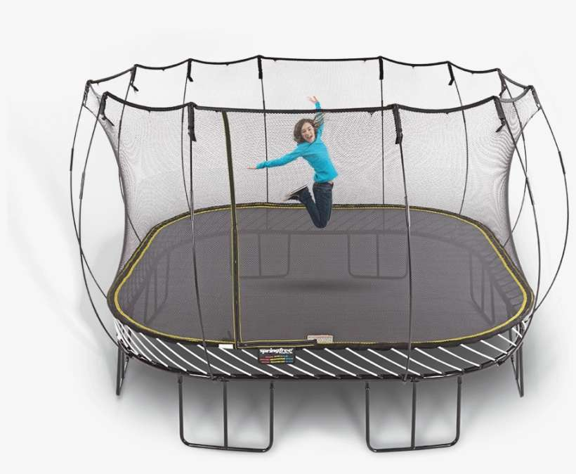 How Do You Choose Between A 14' Trampoline Versus A 15' Trampoline?