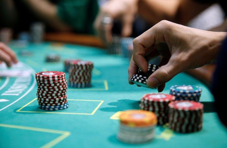 The Way To Win At Casino Slot Machines