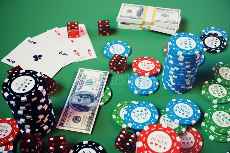 Exactly How To Play Casino Poker