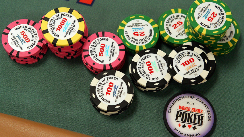 Casino Poker Promo A Hundred And One
