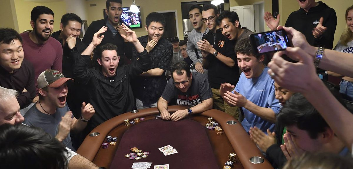 Top Six Classes About Gambling To Study Before