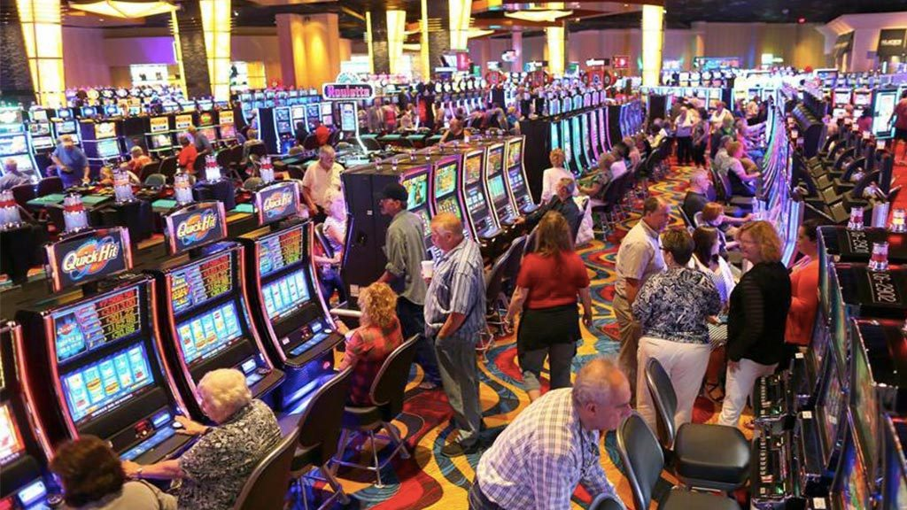 Closely-Guarded Casino Secrets And Techniques Defined In Specific Detail
