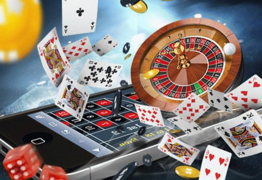 Six Issues Your Mom Should Have Taught You About Online Casino